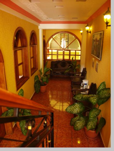 hotel 2nd floor